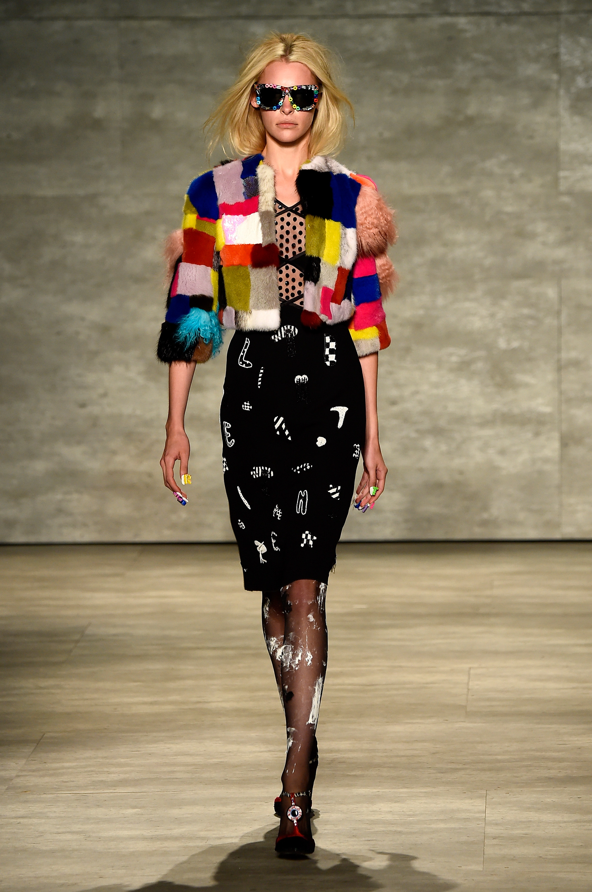 Mercedes-Benz Fashion Week Spring 2015 - Official Coverage - Best Of Runway Day 5