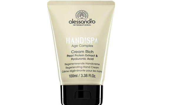 PROFF testib: alessandro HAND!SPA Age Complex Cream Rich
