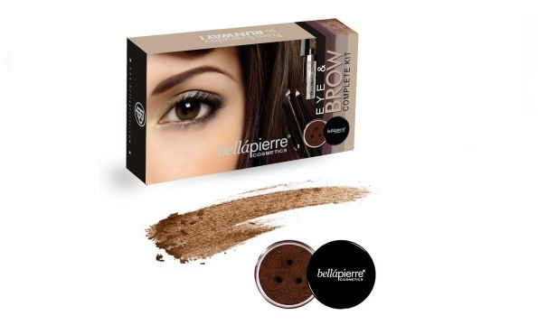 PROFF testib: Bellápierre® Cosmetics Eye & Brow Complete Kit, kulmukomplekt