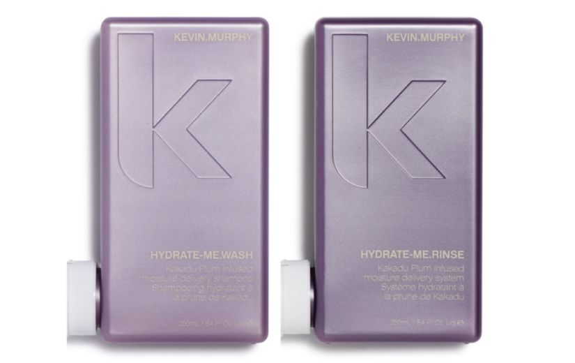 PROFF testib: KEVIN.MURPHY HYDRATE-ME.WASH + HYDRATE-ME.RINSE