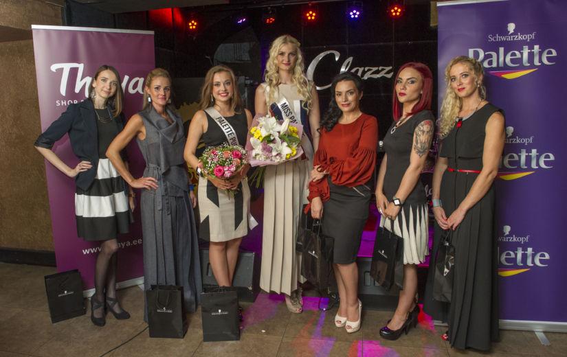 VAATA GALERIID: Schwarzkopfi Miss Palette tiitli võitis Merilyn Saksing