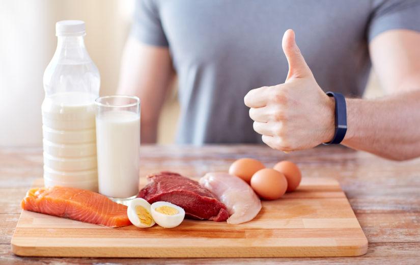 TOP 10: Nendest toitudest saad palju valku!