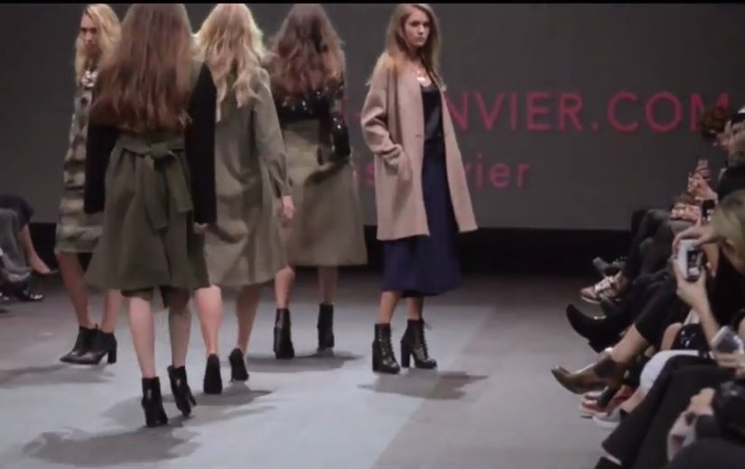 VIDEO: Vaata võimast Iris Janvieri TFW moeetendust!