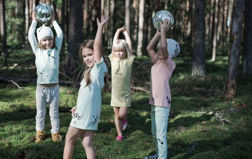 Eesti bränd Tjorven Kids sai moemekas erakordse võimaluse