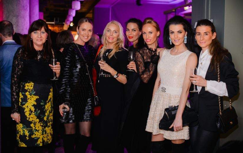 FOTOD: Embassy of Fashion moeshow ja Black Birthday glamuurne publik