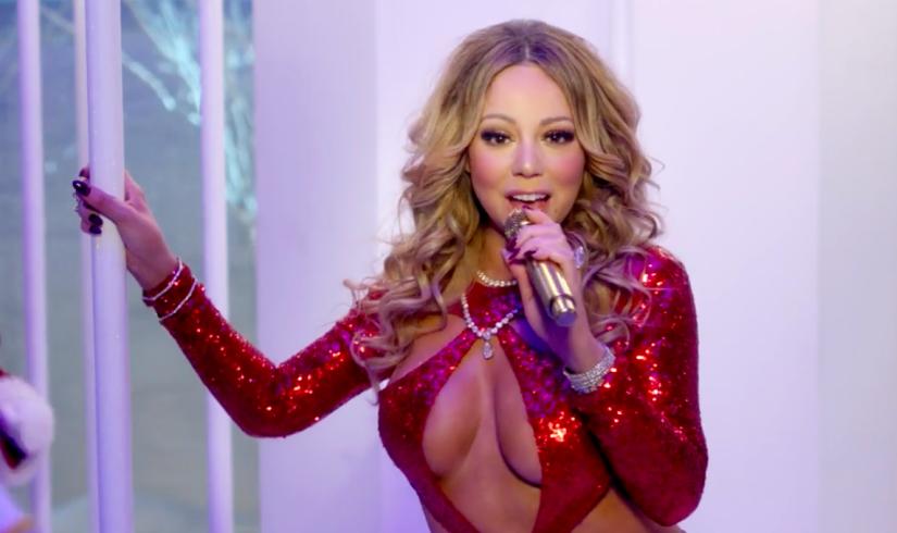 See Mariah Carey uus muusikavideo toob tõelise jõulumeeleolu