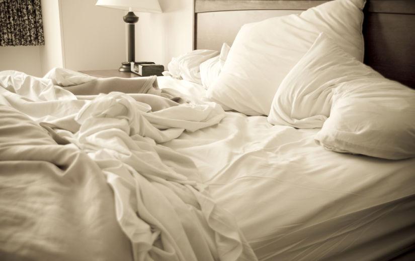 Mis juhtub su kehaga, kui sa voodilinu iga nädal ei pese?