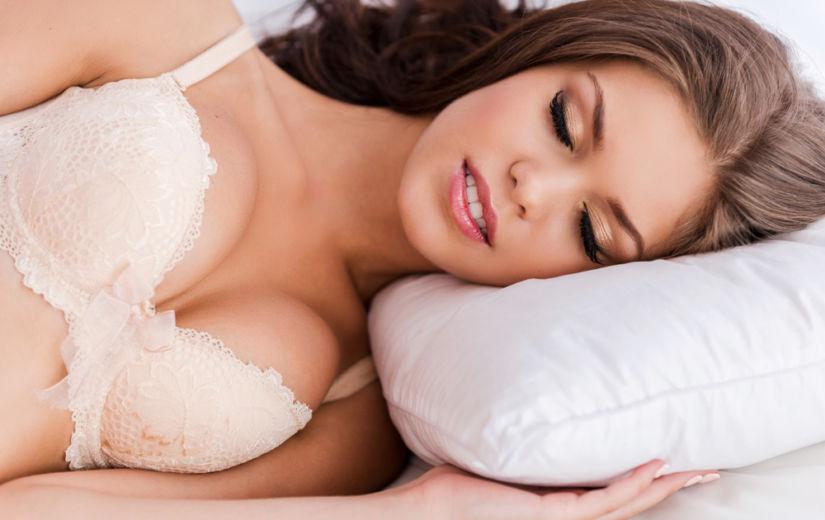 Mis tegelikult juhtub, kui sa rinnahoidjat ööseks ära ei võta?