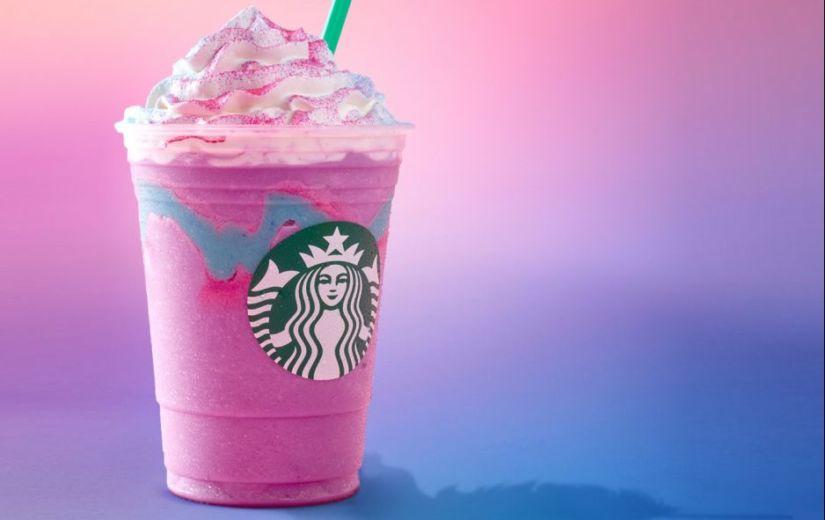 Starbucksist saab nüüd tellida ükssarviku kohvijooki!