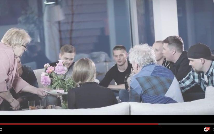 VIDEO: Põhja-Tallinna uus muusikavideo – kuidas meeldib?