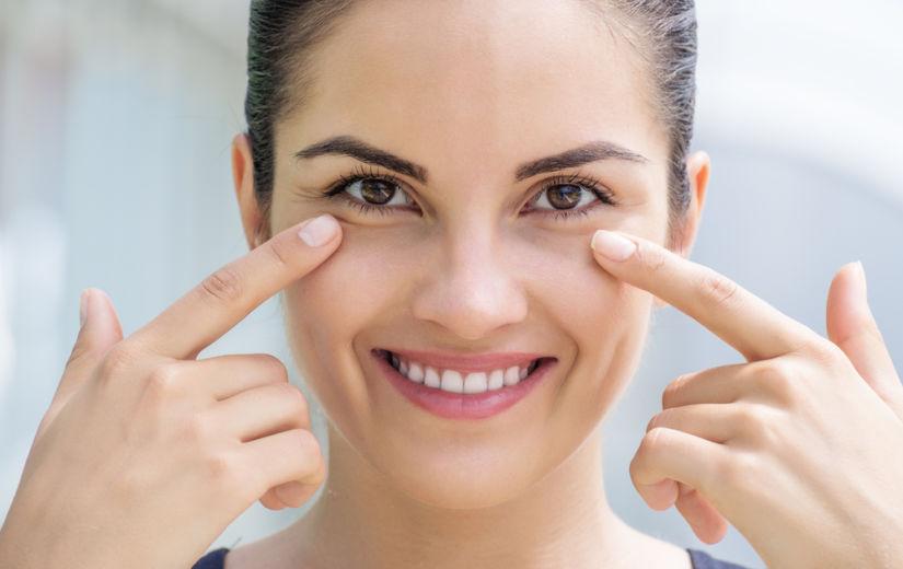 Kuidas hooldada silmaümbrusnahka?