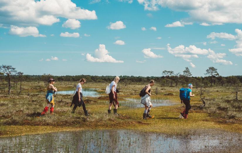 FOTOD: Kodumaine turbatoodete bränd Aesti viis ilusõbrad rappa