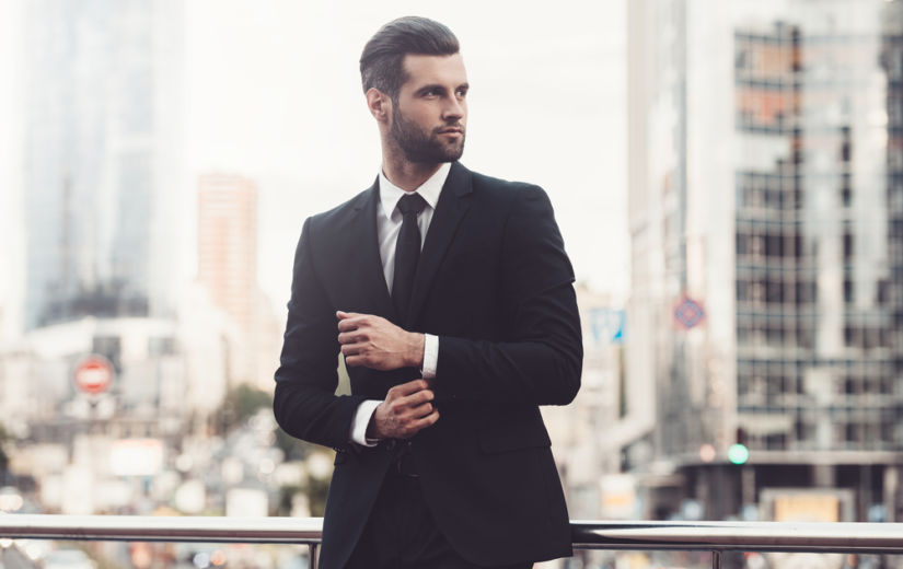 JACK & JONES esitleb: Kuidas hooldada ülikonda?
