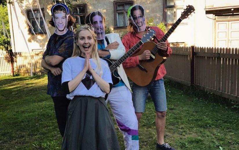 Vaata pilte Piret Järvise lõbusast tüdrukuteõhtust!