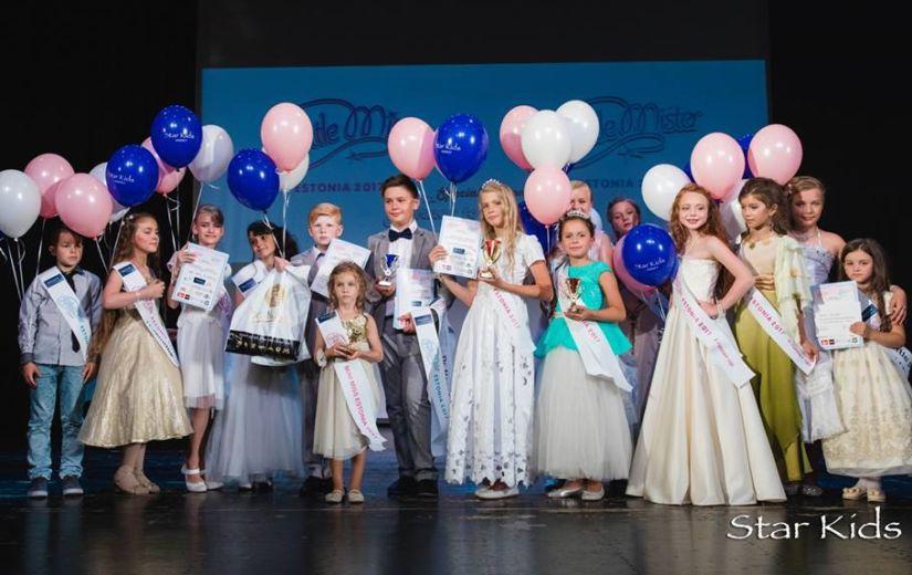 FOTOD&VIDEO: Eesti kõige andekamad ja ilusamad lapsed suunduvad Hollywoodi