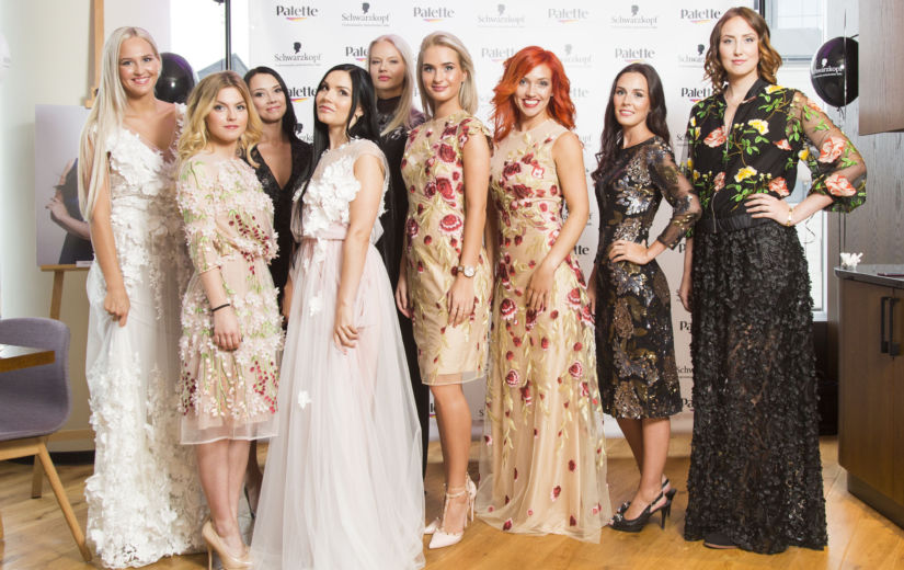 GALERII: Schwarzkopfi Miss Palette tiitli võitis Irina Autio
