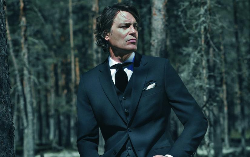 Baltmani sügis/talv 2017 kampaania näoks on Hollandi supermodell Andre van Noord