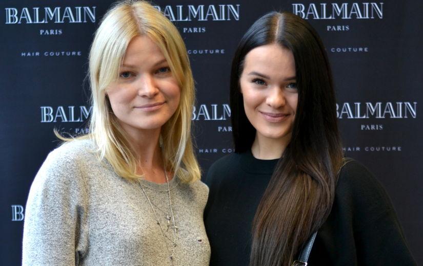 GALERII: Balmain Hair Couture ametlik lansseerimine @ Decoris Showroom