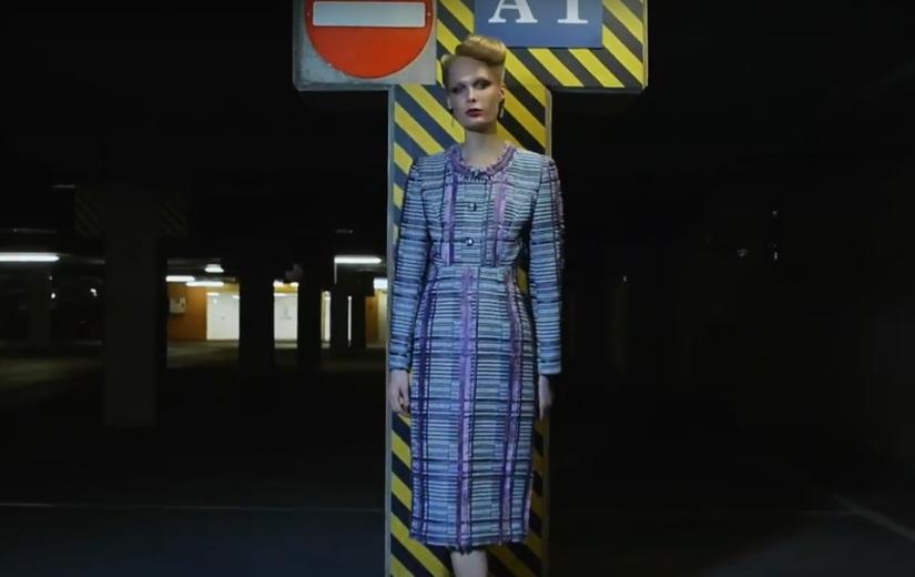 DIANA ARNO näitas Tallinn Fashion Weekil provotseerivat moe-thrillerit