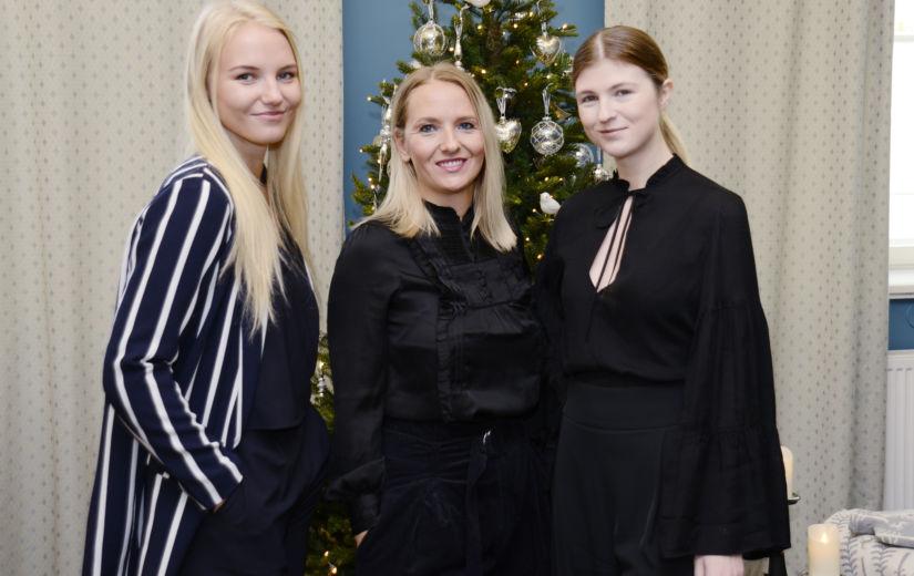 FOTOD: Polhem PR Estonia esitles sädelevaid jõulu- ja talvekollektsioone