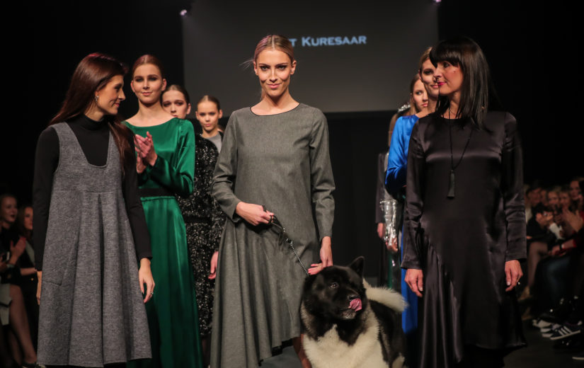 Sügisene Tallinn Fashion Week kulmineerus võimsa moespektaakliga
