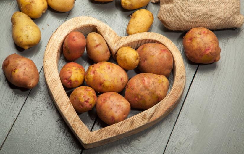 Neli üllatavat tervisefakti kartulitest