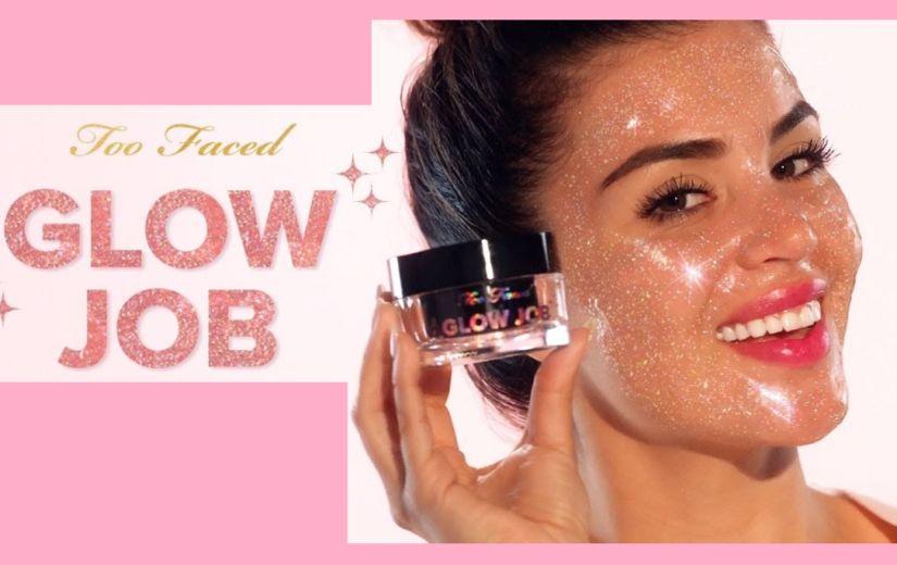 UUS&HUVITAV: Too Faced andis välja uue glittermaski, mis kannab nime Glow Job