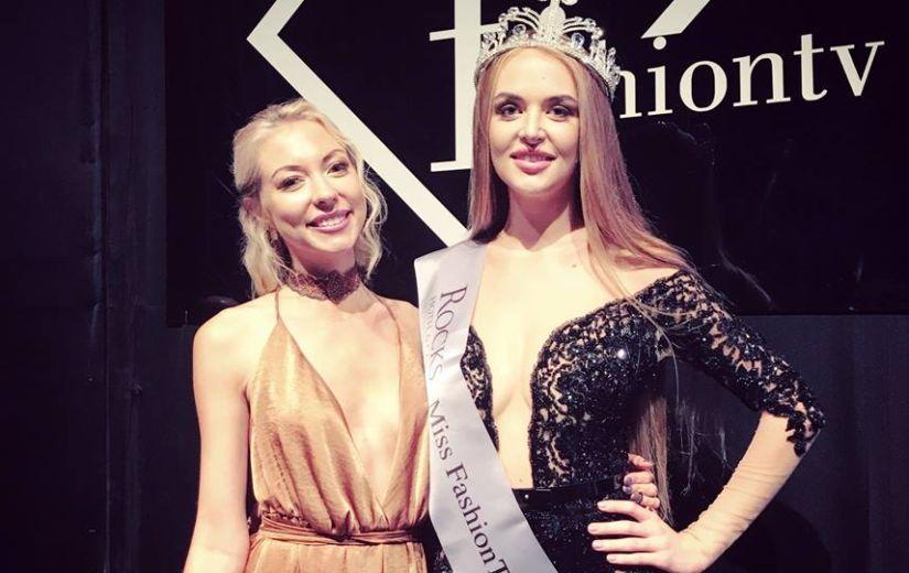 FOTOD&VIDEO: Eesti produtsent Ireni Erbi Fashion TV tiimis Küprosel!
