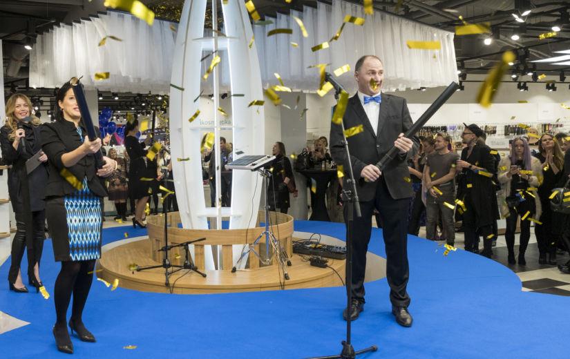 GALERII: Eile avati Nautica keskuses üks Põhjamaade suurimaid ilukaubamaju