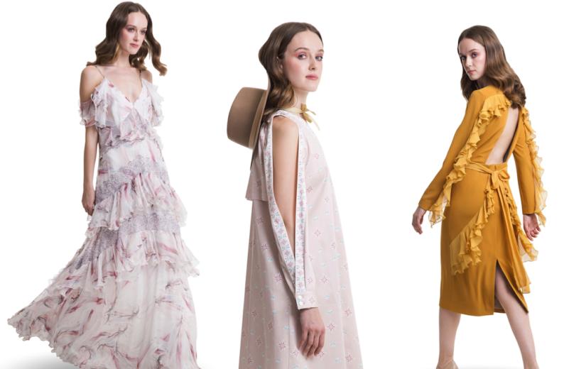 GALERII: Diana Arno uus kevadkollektsioon on kui muinasjutt kleitides