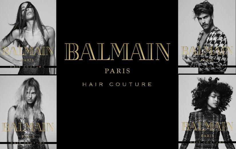 Hellita oma juukseid luksusliku ja moodsa Balmain Hair'iga