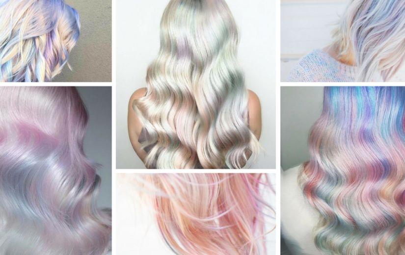 TRENDIRAPORT: Opaalne juuksevärv