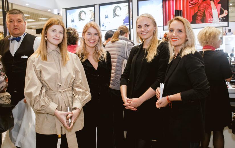 Stockwomanni ilupäevad algasid naistele pühendatud iluõhtuga