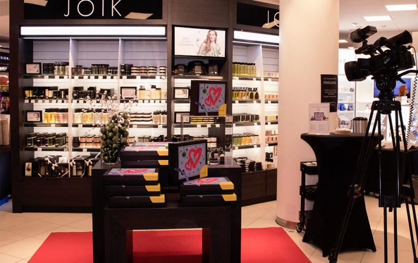 Galerii: JOIK avas Tallinna Kaubamajas uue ilu-ala
