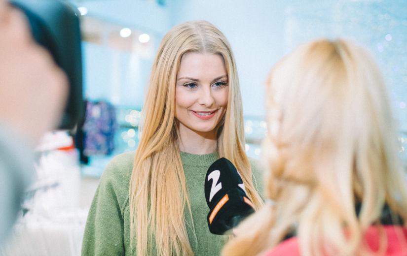 Täna tutvustati Eesti esimest ringdisaini kollektsiooni