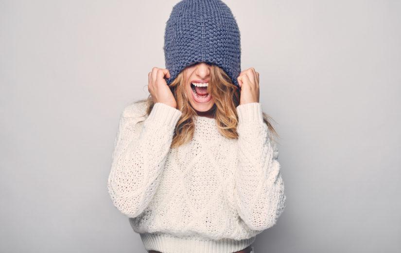 6 nippi, et oma juukseid talvise külma ja kuiva õhu eest kaitsta