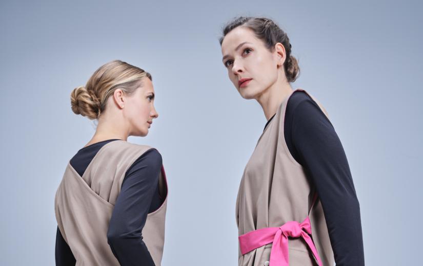 FOTOD! Mitmekordne Kuldnõela võitja Eve Hanson disainis Viru Keskuse hooldustiimile rõivad
