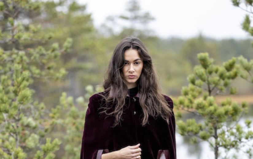 """Oksana Tandit esitles juubelikollektsiooni """"Juured"""""""