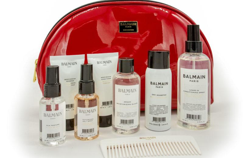 Balmain Hair Care soovitused, kuidas säilitada kodus kaunid kiharad