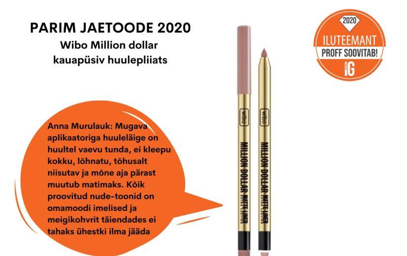 Just need on 2020 aasta parimad meigitooted!